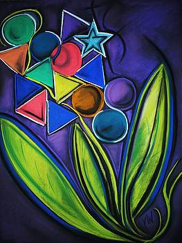 Puzzle Pieces by Gay Watters