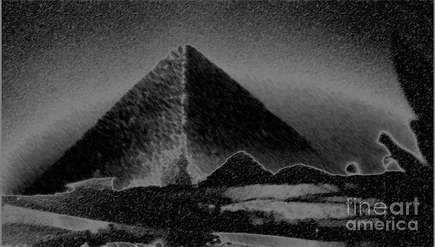 Pyramid Mystery by Terry Toland