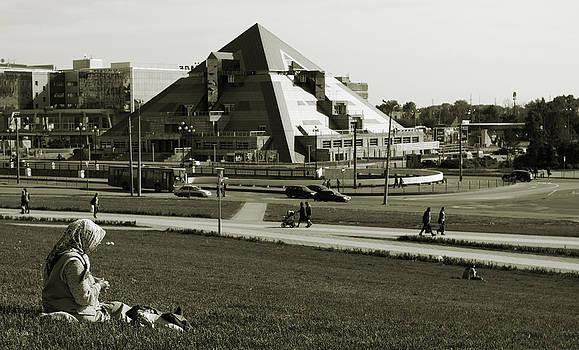 Pyramid by Vitaliy Pavlov