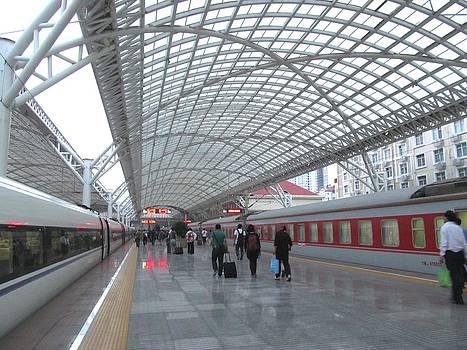 Alfred Ng - Qingdao Train Station