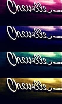 Kevin D Davis - Quad Colored Chevelle