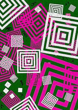 Quadrati by Caruso Emilio