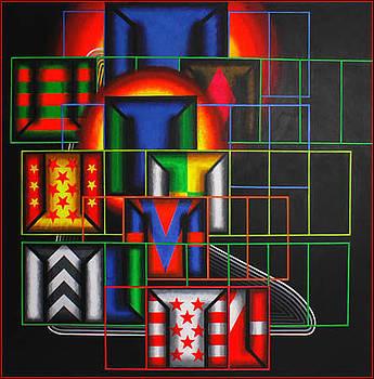 Quazar by Mark Jones