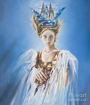 Queen Of The Fairytales by Victor Hagea