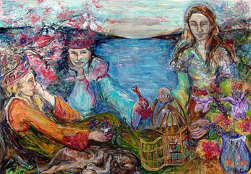 Queens by Christine Ilewski