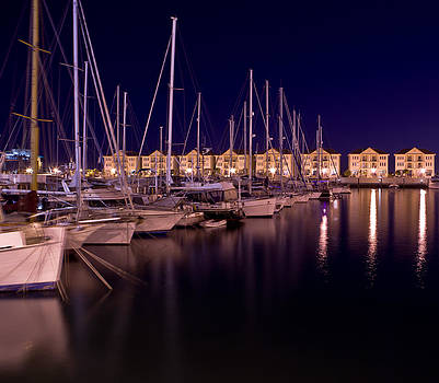 Queensway Quay Marina by Eva Stachova
