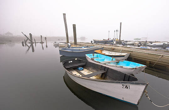 Quiet Bayside Afternoon by Kevin Kratka