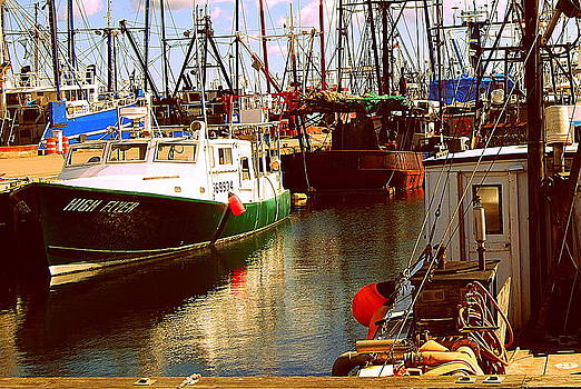 Marysue Ryan - Quiet Harbor