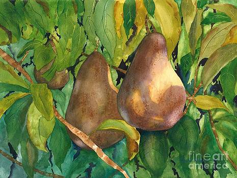 Quite a Pear by Laura Ramsey