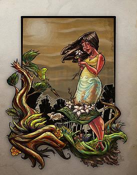 Quixotic Garden by Jayson Green