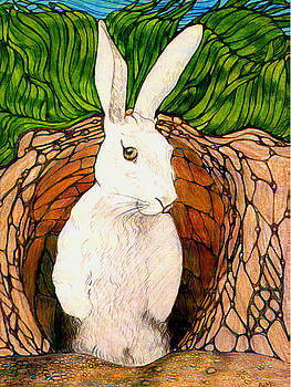 Rabbit in a Hole by A Leon Miler