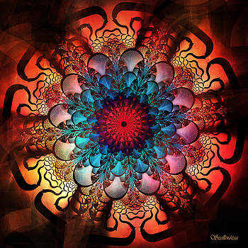 Radiating Energy by Evelyn Collins