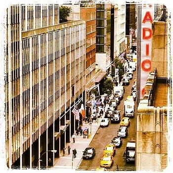 Radio City by Lauren Smith