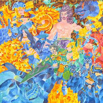 Ragnarok by George Zhang