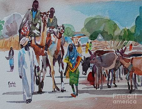 Raheel by Mohamed Fadul