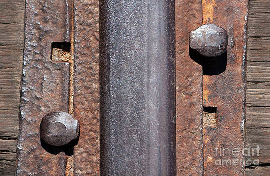 Rail Detail by Dan Holm