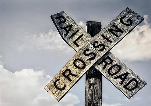 Rail Road Crossing by James Bull
