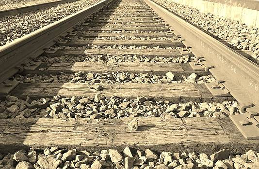 Rail Time by Sharon Farris