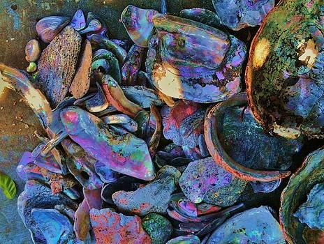 Rainbow Beach by Helen Carson