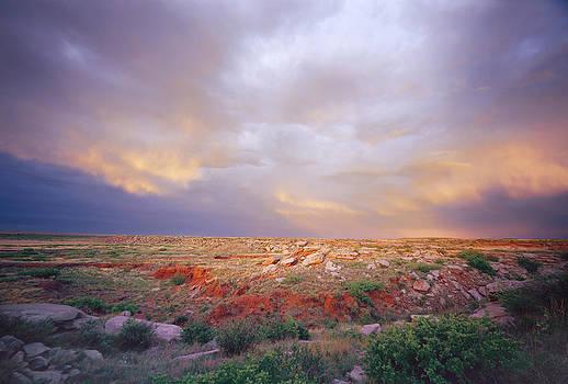 Nathan Mccreery - Rainbow over Redrock