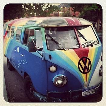 Rainbow Volkswagen Boulder CO by Lauren Smith