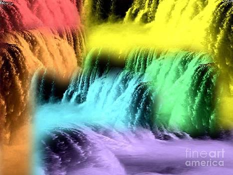 RainbowFalls by Catherine Herbert