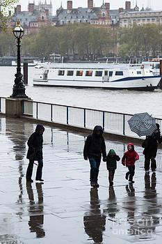 Raining by Andrew  Michael