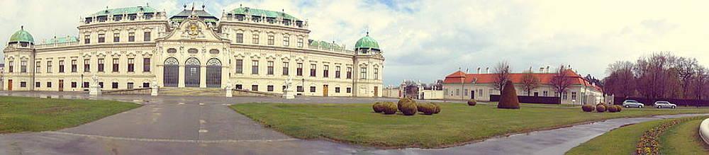 Rainy day in Vienna 2 by Kristina Mladenova