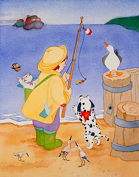 Rainy Day Play by Irene Hipps