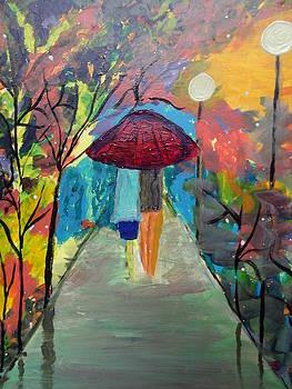 Nancy Fillip - Rainy June Night