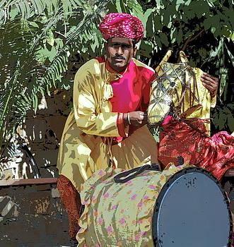 Kantilal Patel - Rajasthan India Puppeteer