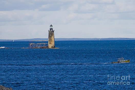 Tim Mulina - Rams Island Ledge Light