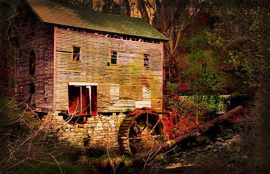 Randall Branham - Rare Photo Becks Mill Indiana
