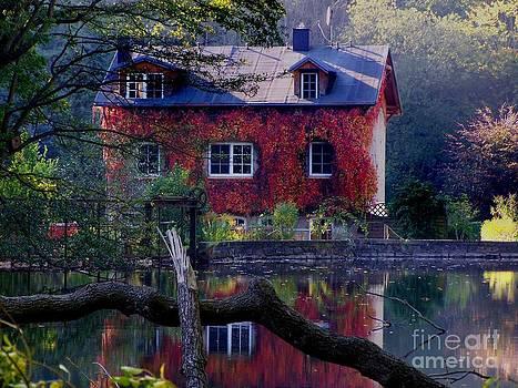 Rasdorfer mill by Anne Seltmann
