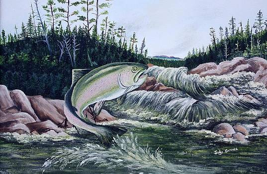 Rather Be Fishing by Judy Groves