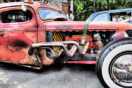 Ratrod Rust by Tony  Bazidlo