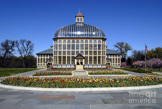 Walter Oliver Neal - Rawlings Conservatory and Botanic Gardens of Baltimore 1