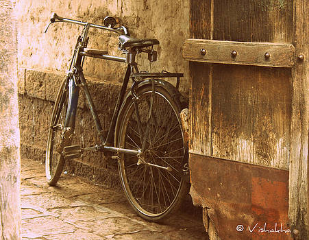 Re-cycle by Vishakha Bhagat