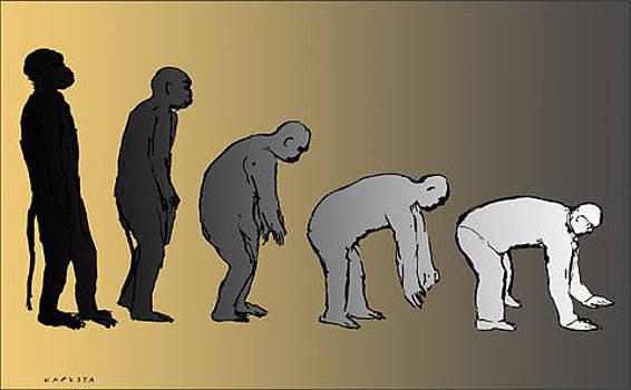 Re-Evolution by Janusz Kapusta