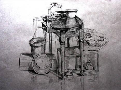 Ready for Supper by Carolyn Ardolino