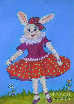 Ready for the Hop by Marlene Robbins