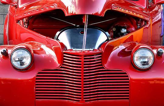 Karen Scovill - Really Red