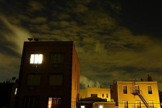 Rear Window by Steven Ottogalli