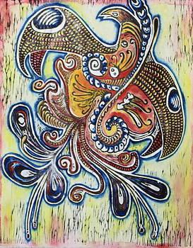 Rebirth 3 by Tamra Pfeifle Davisson
