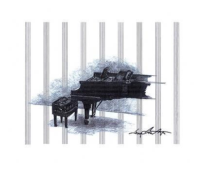 Recital by Gary Gackstatter