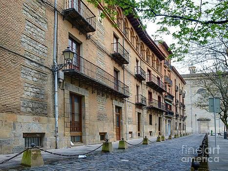 Recoletas in Pamplona by Alfredo Rodriguez