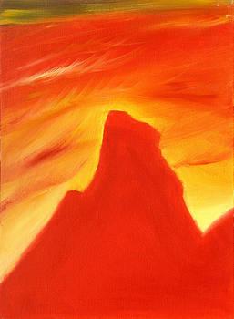 Hakon Soreide - Red and Orange
