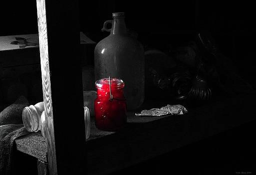 Red Attic by Nyla Alisia