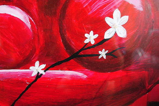 Red Balls  by Alexa  Brtna