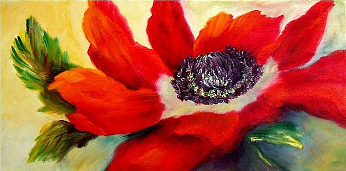 Red Beauty by Elaine Bailey